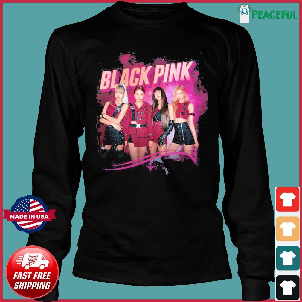 Blackpink Music Band Of Kpop Shirt Long Sleeve