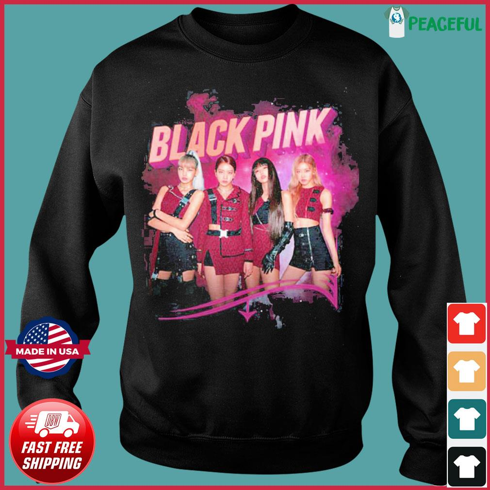 Blackpink Music Band Of Kpop Shirt Sweater