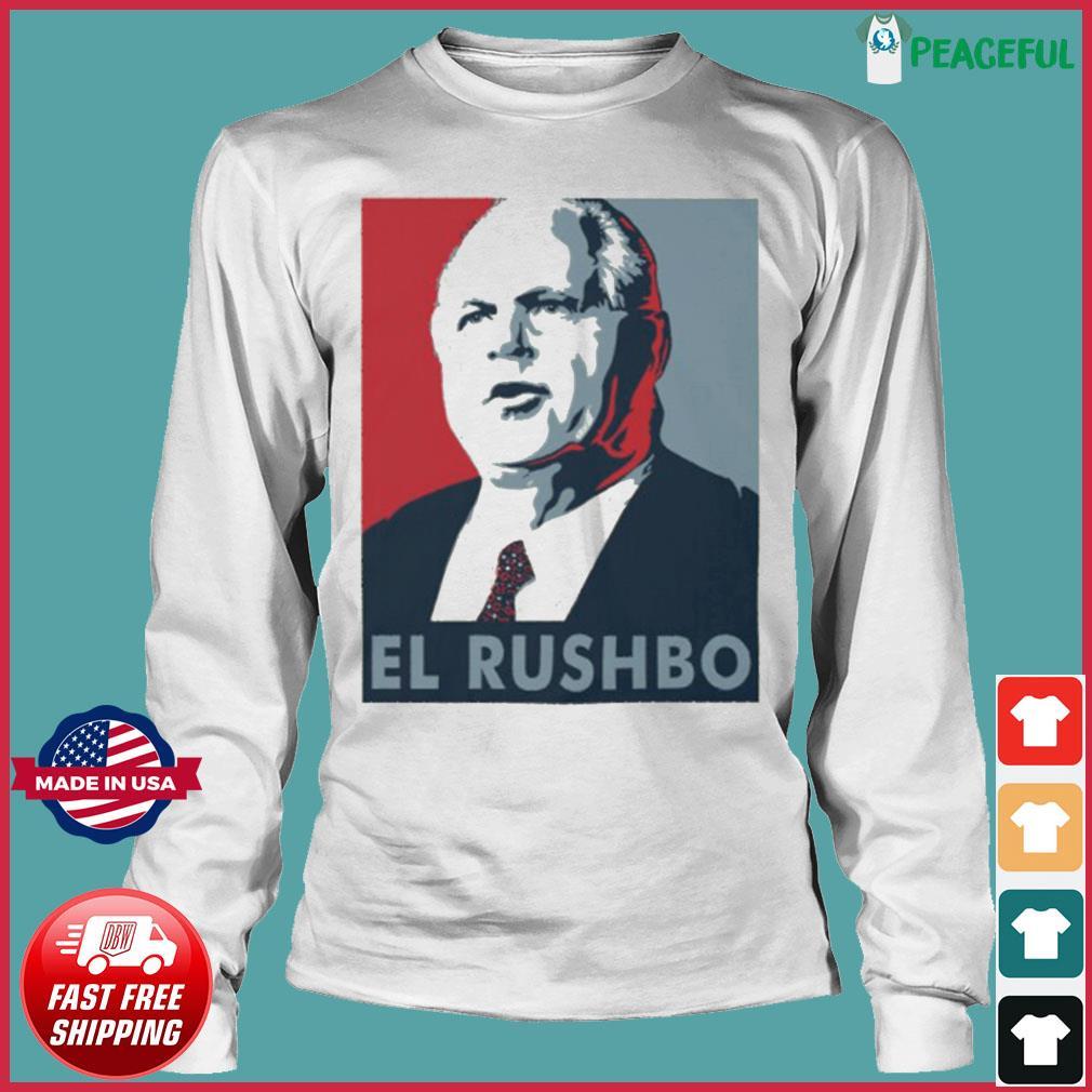 El Rushbo Unisex T-s Long Sleeve Tee