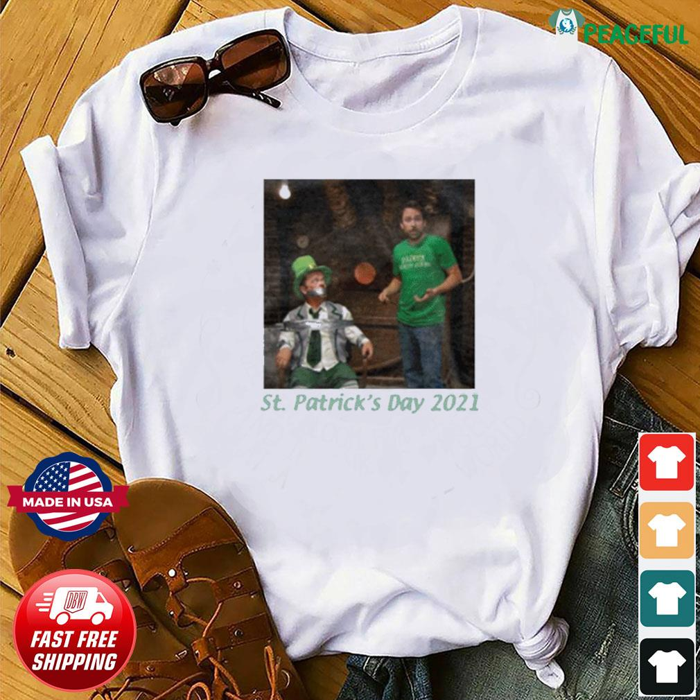 St. Patrick's Day 2021 Tee Shirt