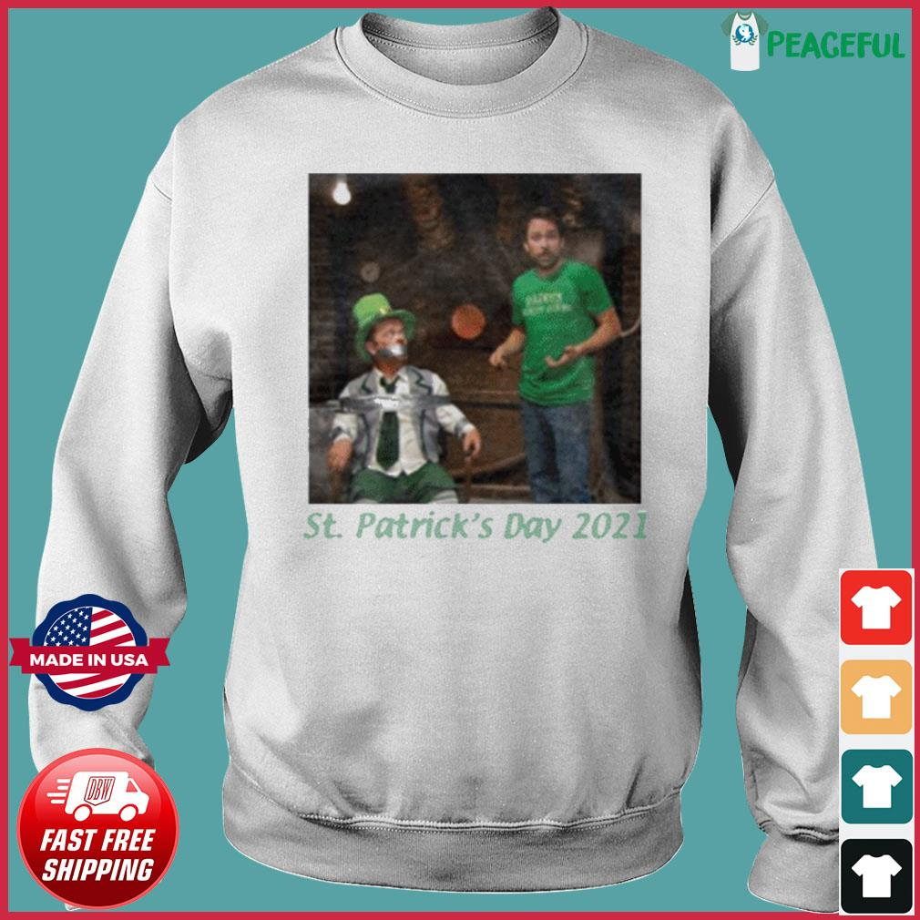 St. Patrick's Day 2021 Tee Shirt Sweater