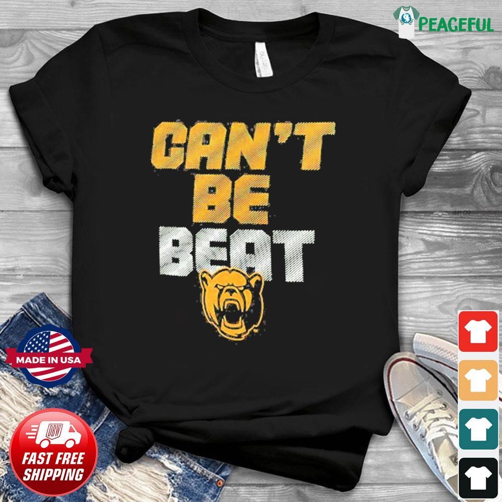 Baylor Bears Can't Be Beat Shirt