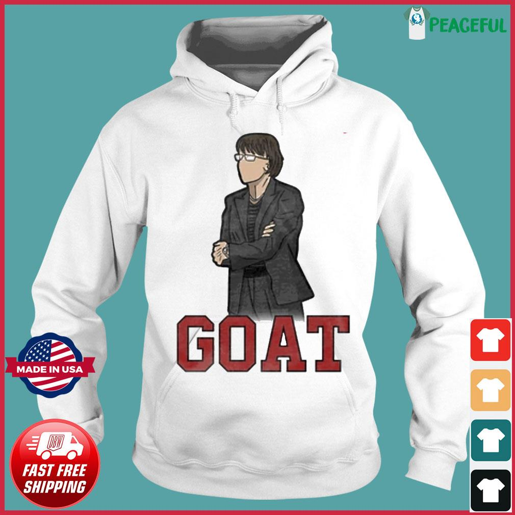 GOAT TV Show Shirt Hoodie