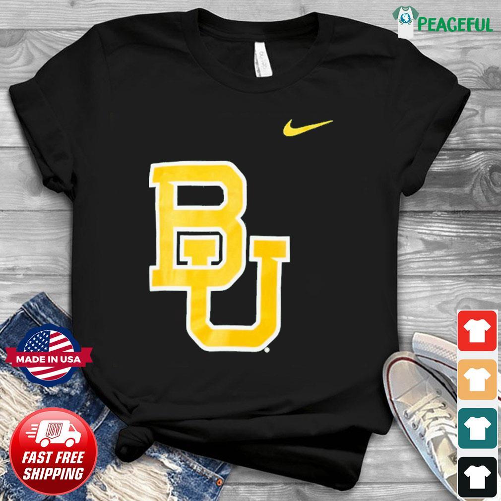 Nike Baylor Bears Logo Legend Performance T-Shirt