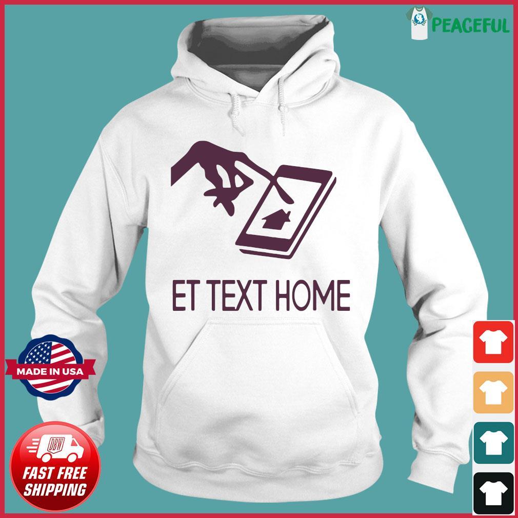 Official Et Text Home Shirt Hoodie
