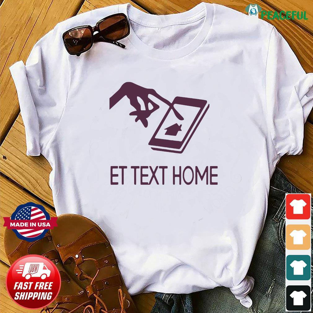 Official Et Text Home Shirt