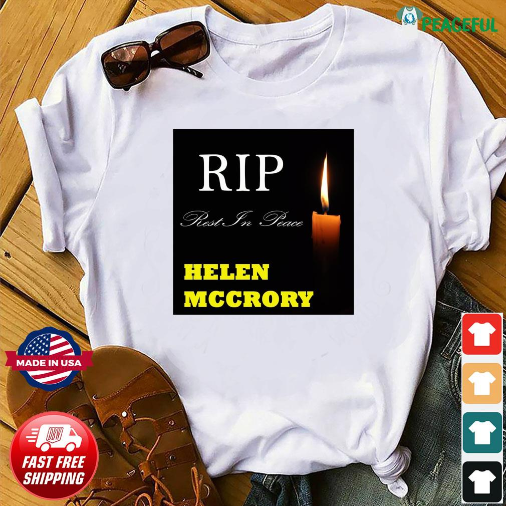 Official RIP Helen McCrory Rest In Peace Shirt