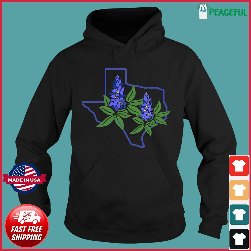 Official Texas Floral Happy Mother's Day Shirt Hoodie