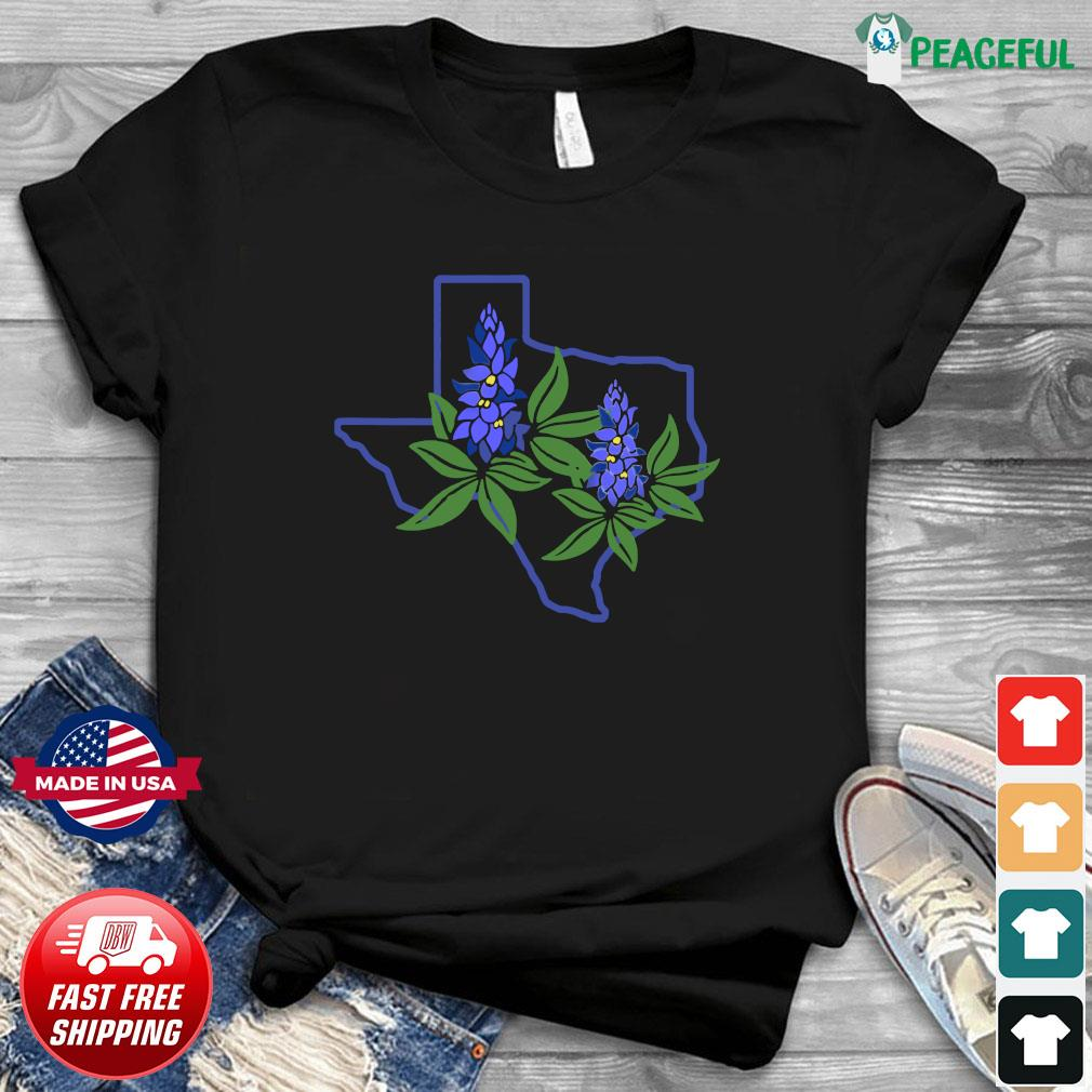Official Texas Floral Happy Mother's Day Shirt