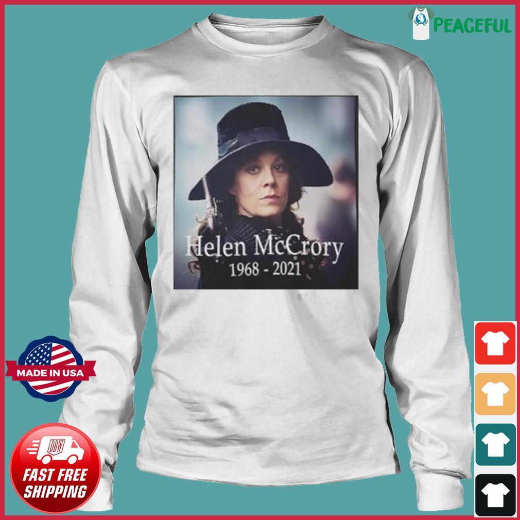 The Helen McCrory RIP 1968 2021 s Long Sleeve Tee