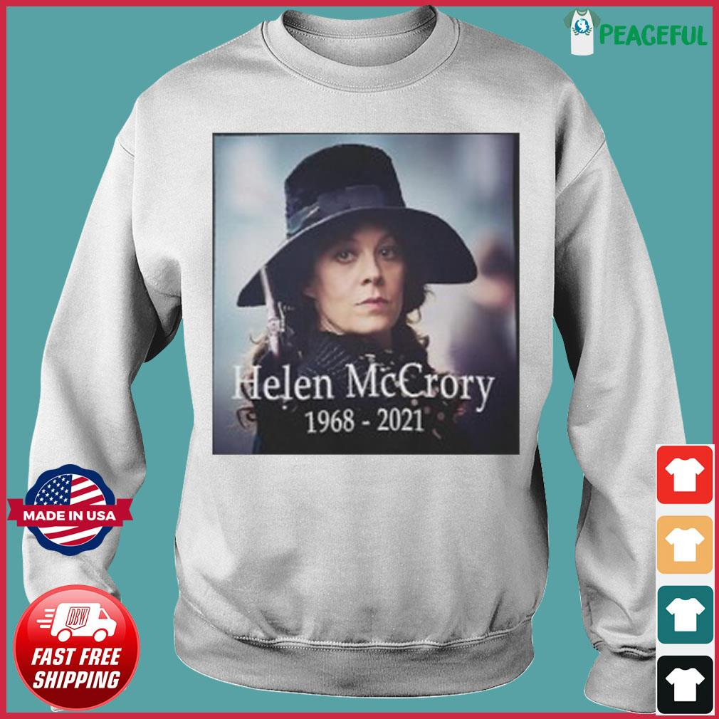 The Helen McCrory RIP 1968 2021 s Sweater