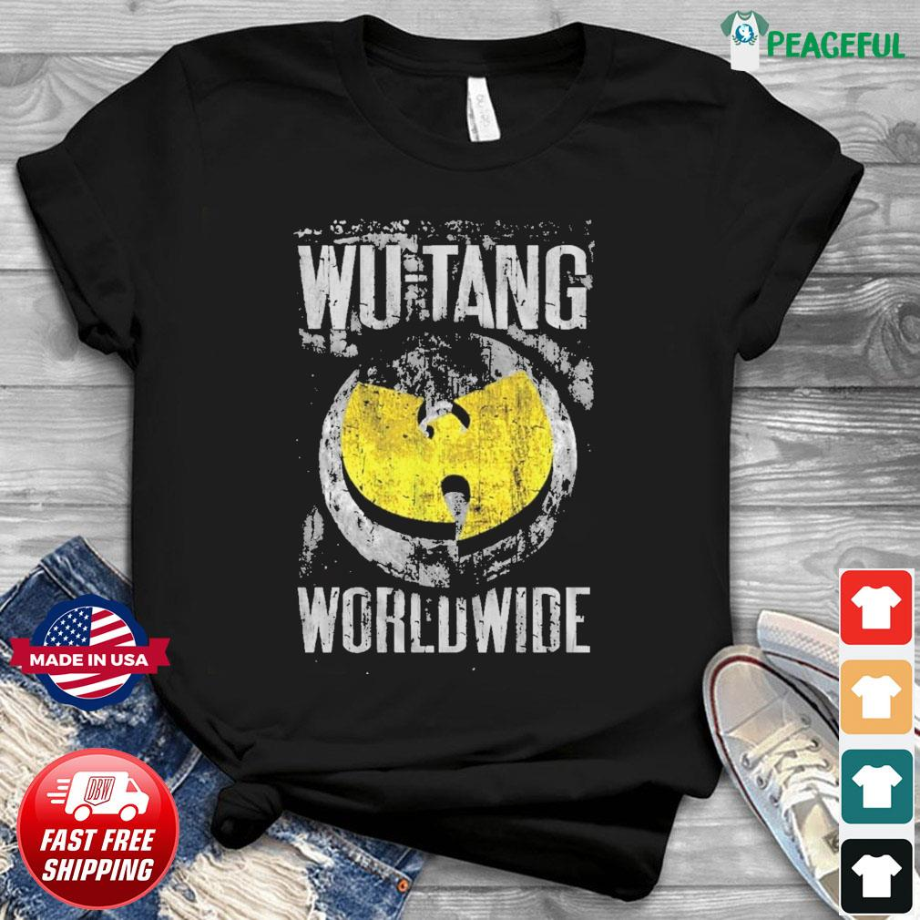 Wu Tang Clan Toddler shirt