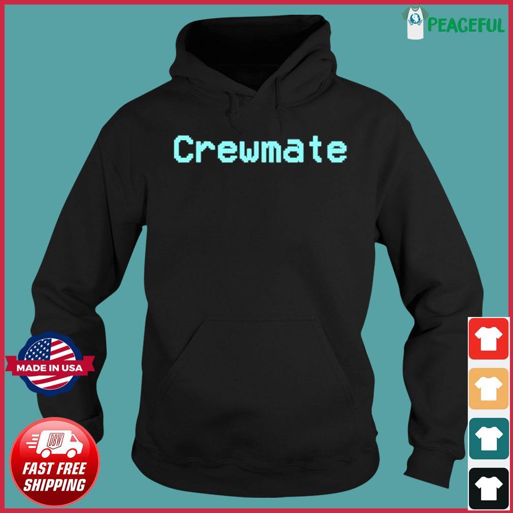 Among Us Crewmate Crew Mate Impostor Imposter Video Game Shirt Hoodie