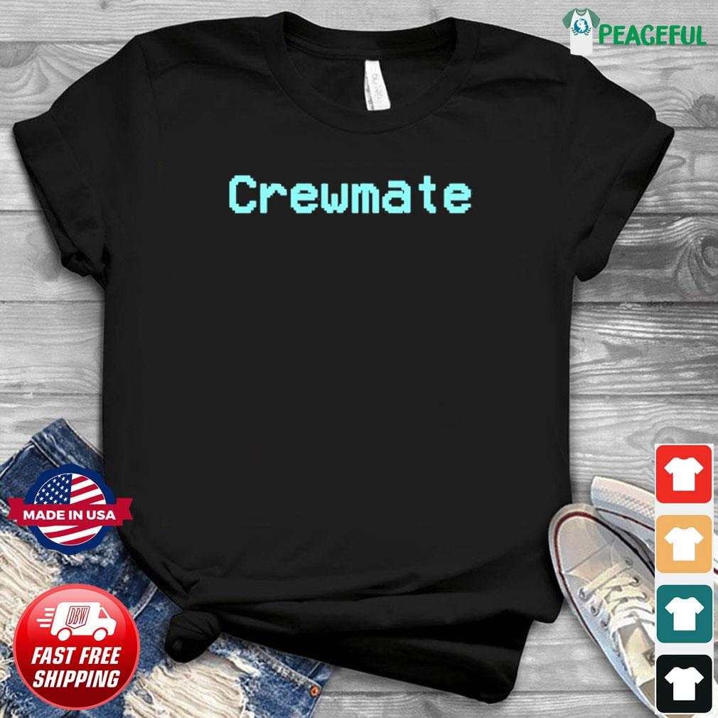 Among Us Crewmate Crew Mate Impostor Imposter Video Game Shirt