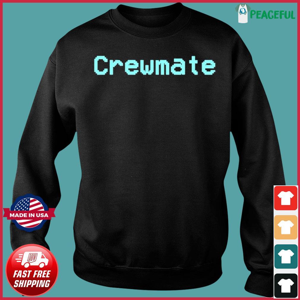 Among Us Crewmate Crew Mate Impostor Imposter Video Game Shirt Sweater
