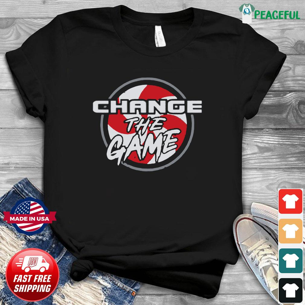 Change The Game T-Shirts