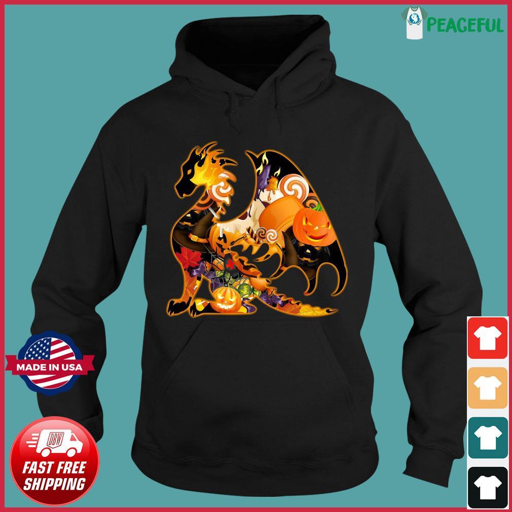 Dragon Halloween Shirt Hoodie