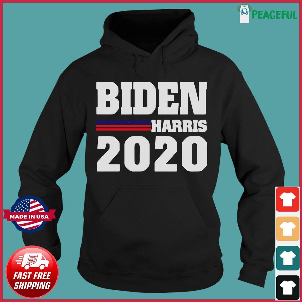Joe Biden Kamala Harris 2020 Liberal Democrat Election Shirt Hoodie