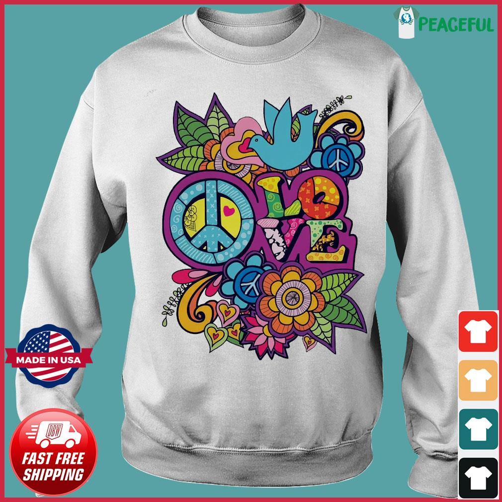 Love Shirt Sweater