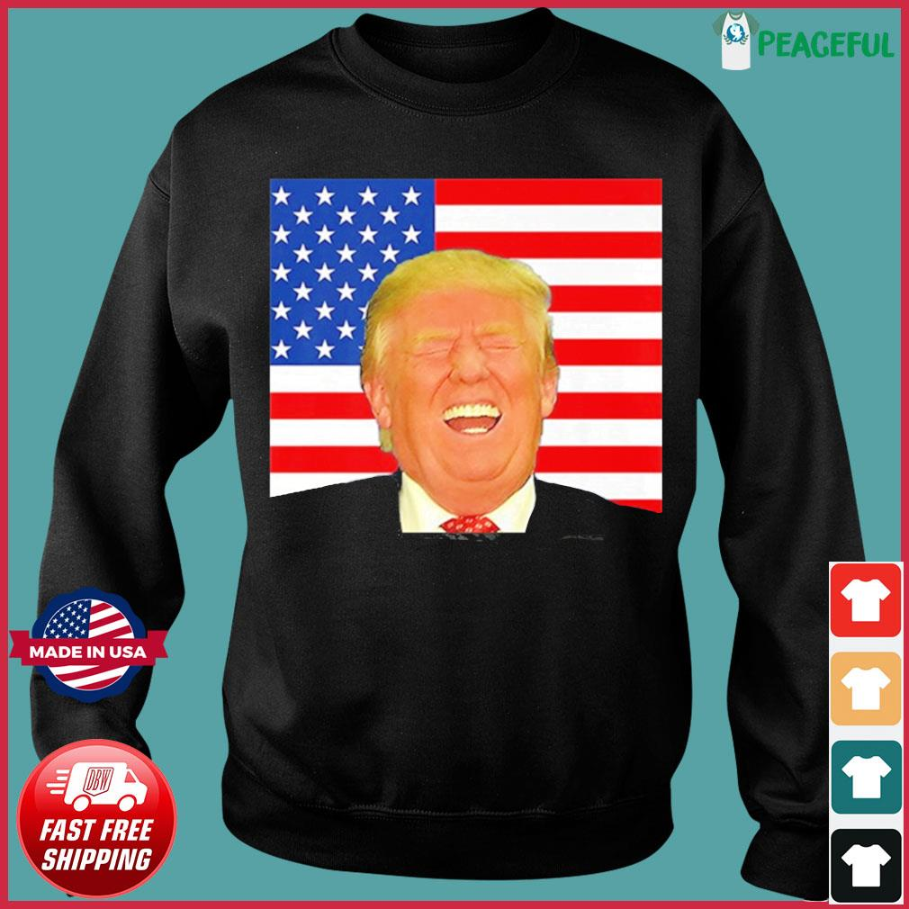 Pro Laughing Trump 2020 Election Meme Shirt Sweater