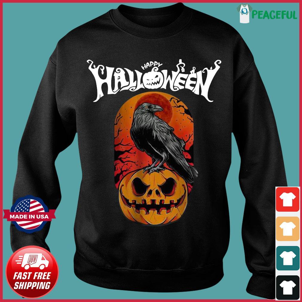 Raven happy Halloween s Sweater