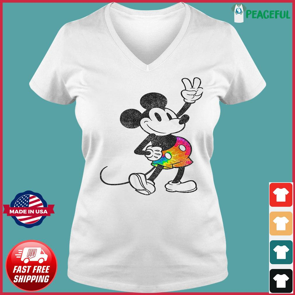 Shop Disney pass merch s Ladies V-neck Tee