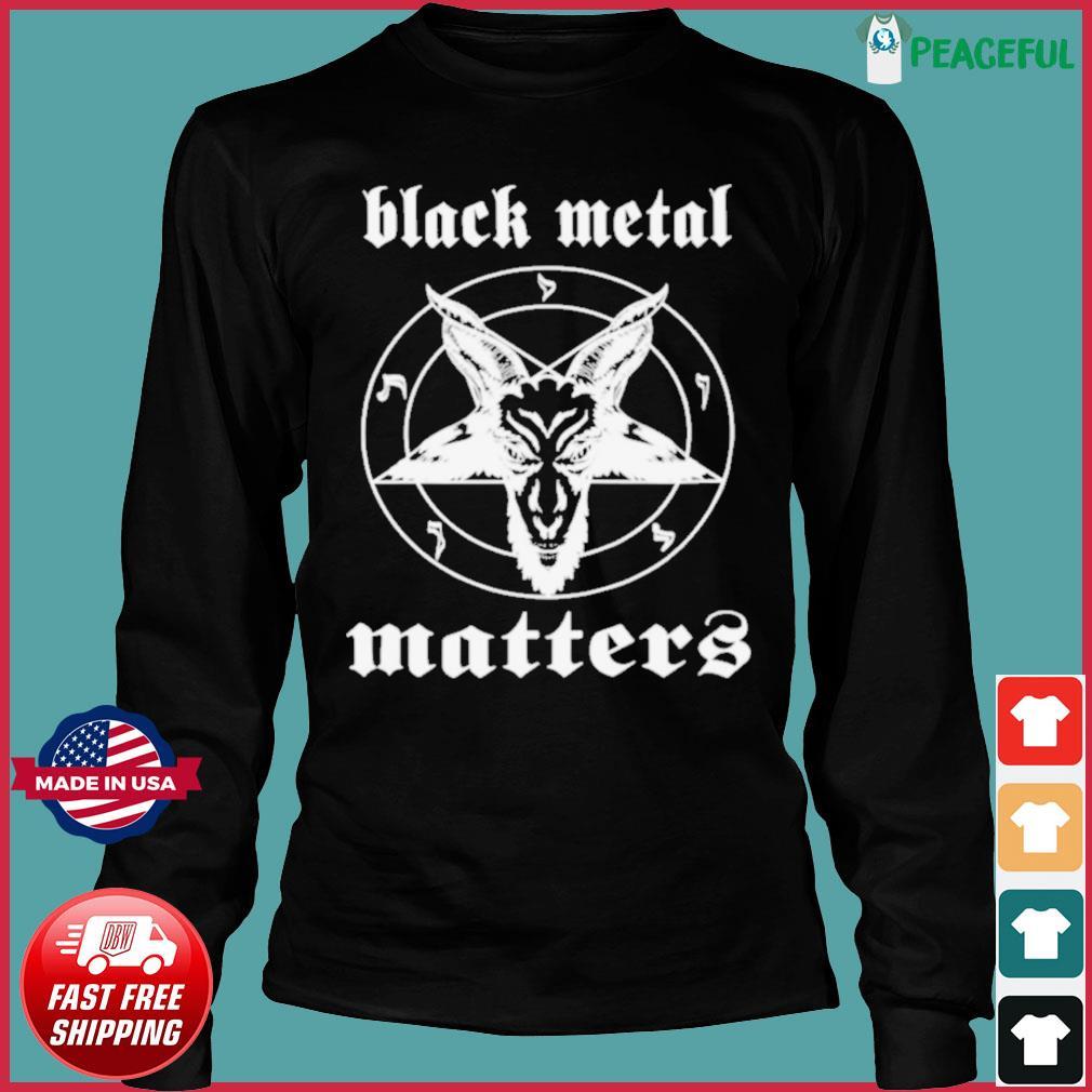 Goat Black Metal Matters s Long Sleeve