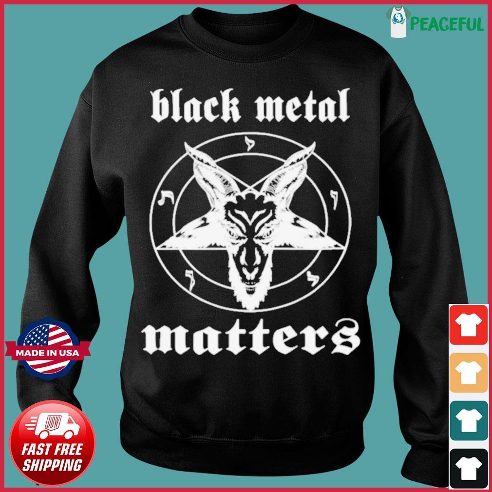 Goat Black Metal Matters s Sweater
